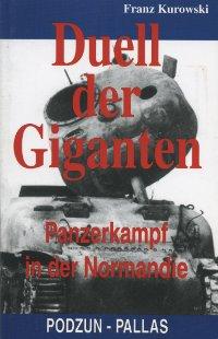 Duell der Giganten - Panzerkampf in der Normandie