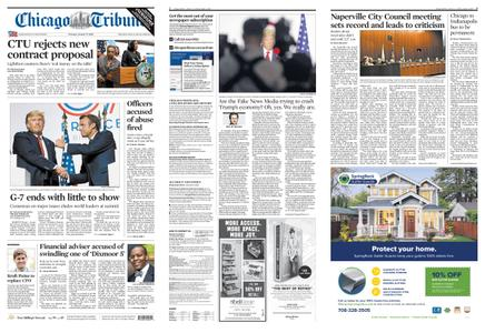 Chicago Tribune – August 27, 2019