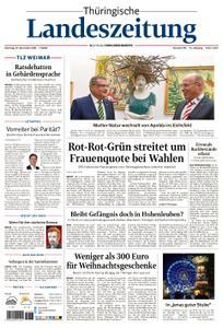 Thüringische Landeszeitung – 27. November 2018