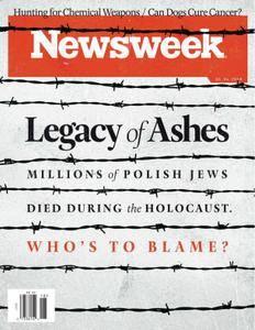 Newsweek USA - May 04, 2018