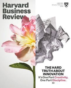 Harvard Business Review USA - January/February 2019