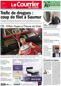 Le Courrier de l'Ouest Cholet – 18 mai 2019