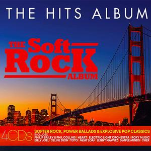 VA - The Hits Album: The Soft Rock Album (4CD, 2019)