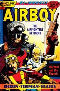Airboy 002 1986 Digital Eclipse Comics