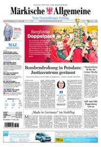 Neue Oranienburger Zeitung - 12. Januar 2019