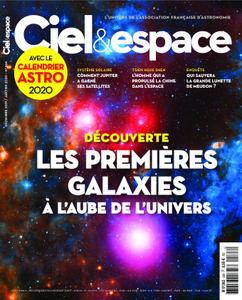Ciel & Espace - novembre/décembre 2019