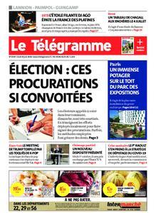Le Télégramme Guingamp – 25 juin 2020