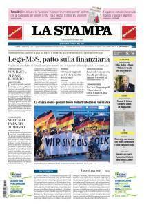 La Stampa Imperia e Sanremo - 22 Settembre 2018