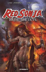 Dynamite-Red Sonja Birth Of The She Devil Collection 2020 Hybrid Comic eBook