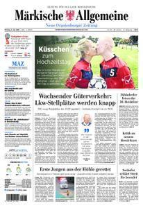 Neue Oranienburger Zeitung - 09. Juli 2018