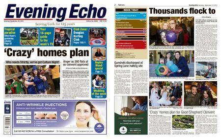 Evening Echo – September 22, 2018