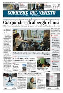 Corriere del Veneto Vicenza e Bassano – 03 marzo 2020