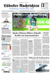 Lübecker Nachrichten Ostholstein Süd - 29. August 2019