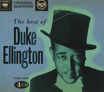Duke Ellington - The Best Of Duke Ellington (1932-1939) [4CD Box Set] (2008)