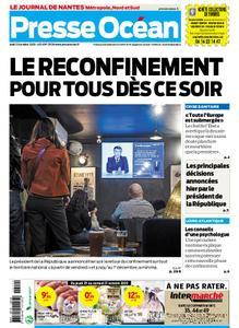 Presse Océan Nantes – 29 octobre 2020