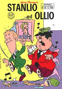 Stanlio Ed Ollio - Volume 33