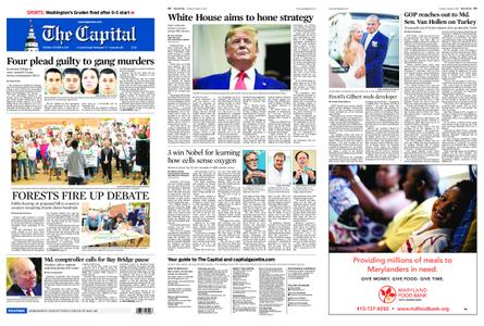 The Capital – October 08, 2019