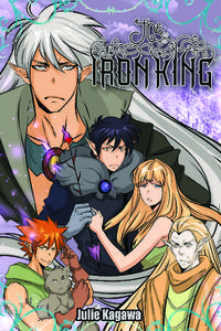 Stormfront Entertainment-Julie Kagawa The Iron King Collected Edition 2015 Retail Comic eBook