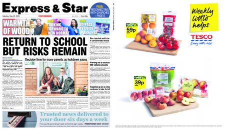 Express and Star Staffordshire Edition – May 30, 2020