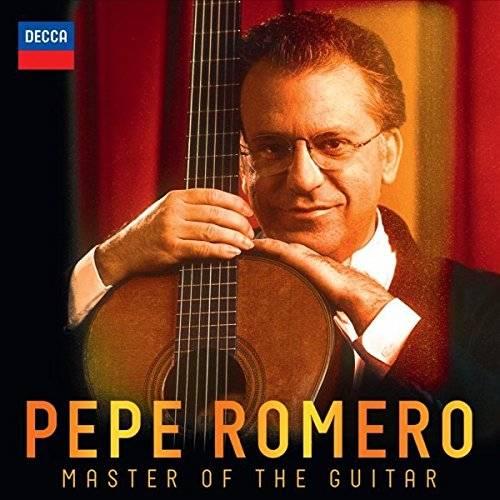 Pepe Romero - Master of The Guitar (2013) (11 CDs Box Set)