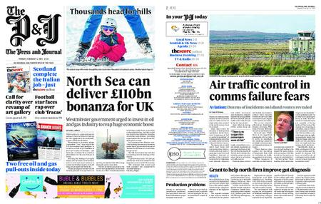 The Press and Journal Moray – February 04, 2019