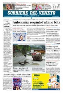 Corriere del Veneto Padova e Rovigo – 21 maggio 2019
