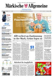 Märkische Allgemeine Fläming Echo - 10. April 2019