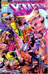 Marvel Comics X-MEN 1 Seite 01 Bild 0001