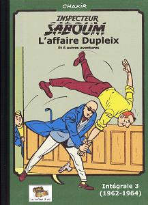 Inspecteur Saboum - Tome 3 - L'affaire Dupleix