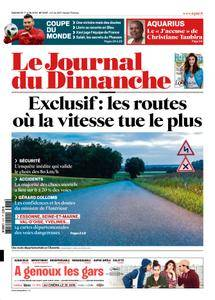Le Journal du Dimanche - 17 juin 2018