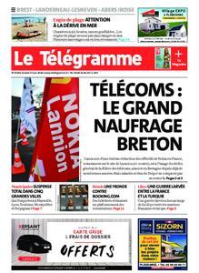 Le Télégramme Brest Abers Iroise – 27 juin 2020