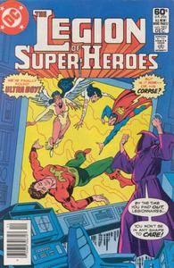 Legion of Super-Heroes 282