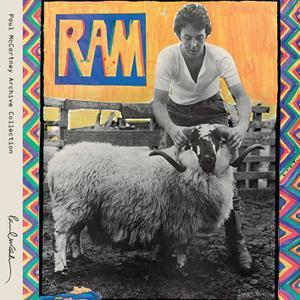 Paul McCartney - RAM (Remastered) (2012/2019) [Official Digital Download 24/96]