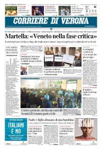 Corriere di Verona – 31 ottobre 2020