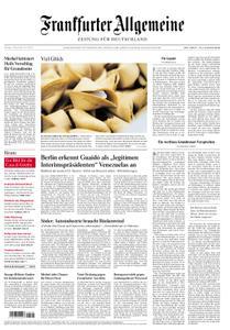 Frankfurter Allgemeine Zeitung F.A.Z. - 05. Februar 2019