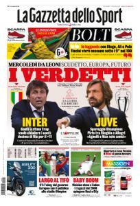 La Gazzetta dello Sport Cagliari - 7 Aprile 2021