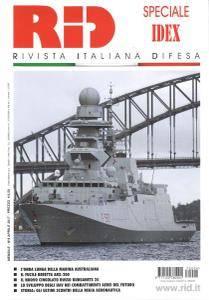 Rivista Italiana Difesa - Aprile 2017