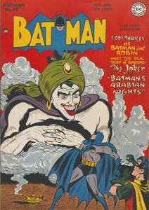 Batman 49 (DC) (Oct-Nov 1948)