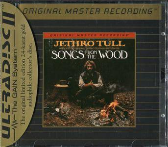 Jethro Tull - Songs From The Wood (1977) [MFSL, UDCD 734]