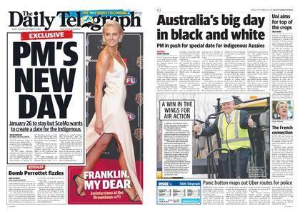 The Daily Telegraph (Sydney) – September 25, 2018