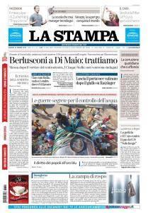 La Stampa Torino Provincia e Canavese - 22 Marzo 2018