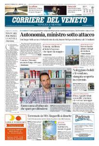 Corriere del Veneto Venezia e Mestre – 27 febbraio 2019