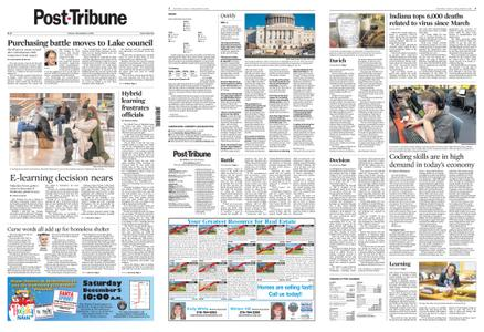 Post-Tribune – December 04, 2020
