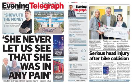 Evening Telegraph First Edition – January 15, 2019