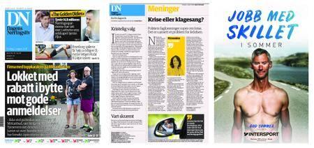 Dagens Næringsliv – 02. august 2018
