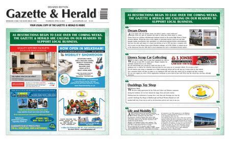 Gazette & Herald – April 08, 2021