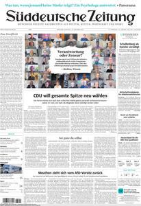 Süddeutsche Zeitung - 12 Oktober 2021