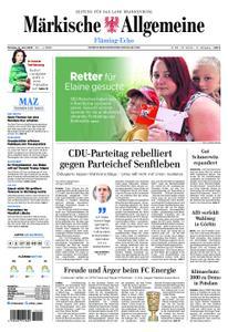 Märkische Allgemeine Fläming Echo - 17. Juni 2019
