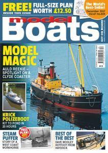 Model Boats - December 2017