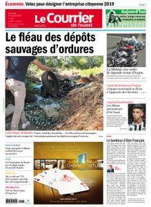 Le Courrier de l'Ouest Angers – 31 août 2019